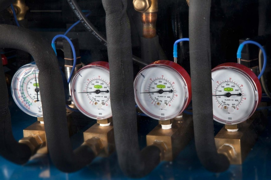 COMPUTER CONTROLLED GEOTHERMAL (LOW ENTHALPY) ENERGY UNIT - EG5C