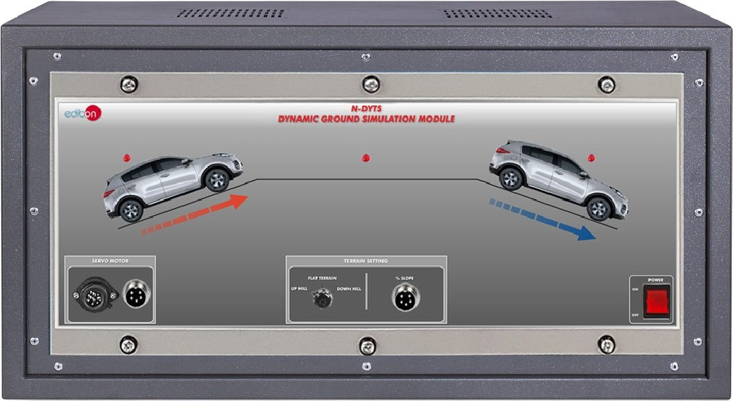 COMPUTER CONTROLLED HYBRID AND ELECTRIC VEHICLES APPLICATION - AEL-EHV