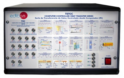"""CONTROL INTERFACE FOR TSTCC (COMMON FOR ALL AVAILABLE MODULES TYPE """"TXC"""") - TSTCC/CIB"""