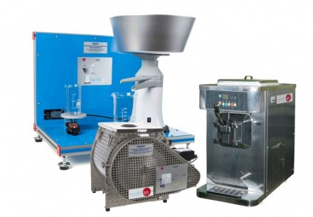 PILOT PLANT FOR THE PRODUCTION OF CREAM, BUTTER AND ICE CREAM - LE00/CBI