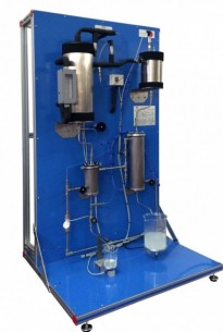 COMPUTER CONTROLLED SEPARATING AND THROTTLING CALORIMETER - TCESC