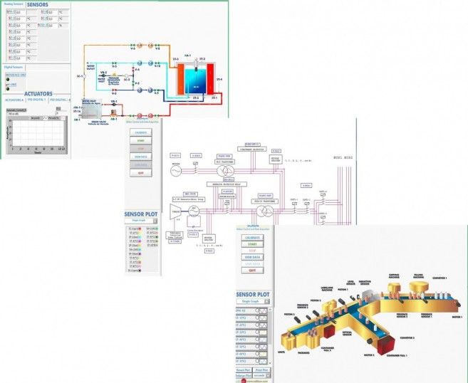 AUTOMATION SYSTEM SIMULATION SOFTWARE - AE-AS