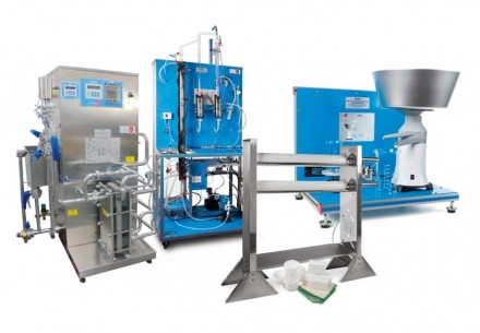 COMPUTER CONTROLLED PROCESS PLANT FOR DAIRY PRODUCTS WITH ESN EXPANSION - LE00