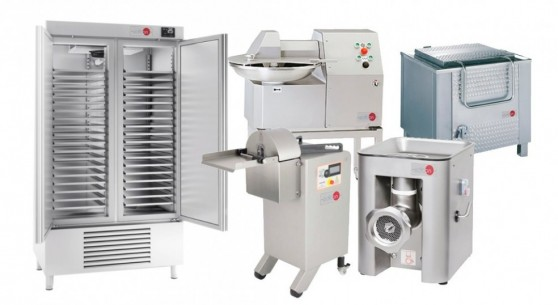 COMPUTER CONTROLLED AND TOUCH SCREEN PILOT PLANTS FOR THE PRODUCTION OF MEAT - CA00