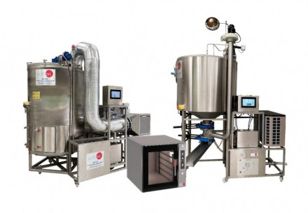 COMPUTER CONTROLLED PROCESS PLANT FOR CEREALS WITH ESN EXPANSION - CE00