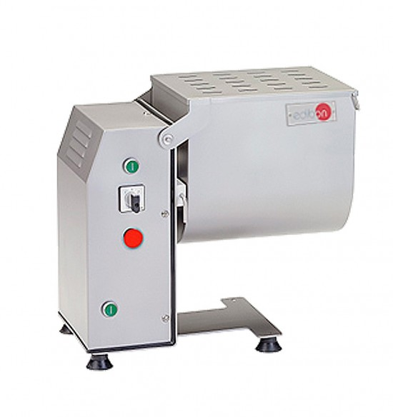 COMPUTER CONTROLLED AND TOUCH SCREEN MEAT MINCER - MK/CTS