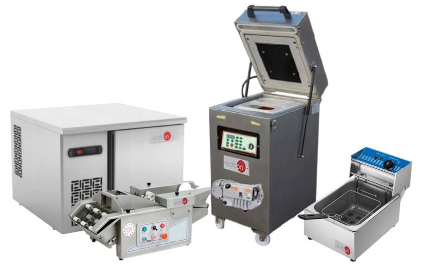 PILOT PLANT FOR THE PRODUCTION OF PRECOOKED MEAT PRODUCTS - CA00/PM