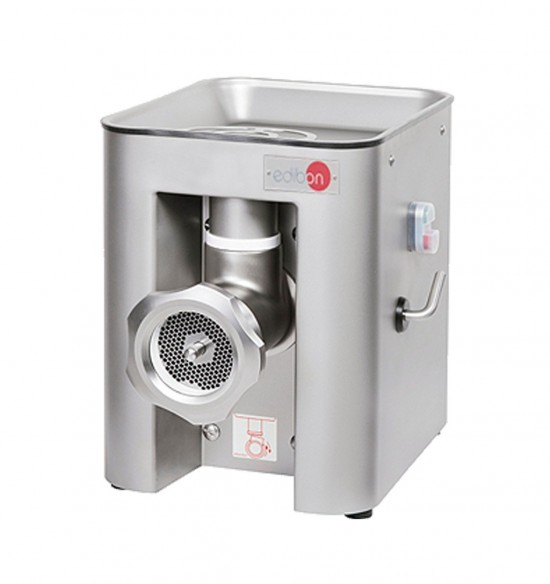 COMPUTER CONTROLLED AND TOUCH SCREEN MEAT MINCER - MM/CTS