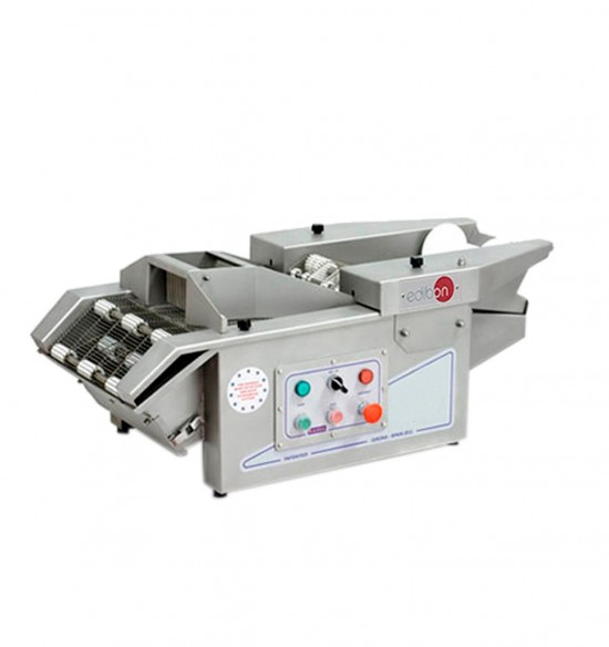 COMPUTER CONTROLLED AND TOUCH SCREEN COMPACT BATTER BREADING MACHINE - CBB/CTS