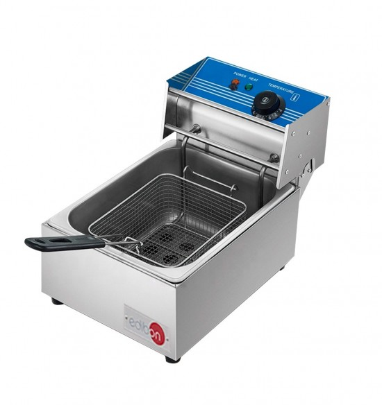 COMPUTER CONTROLLED AND TOUCH SCREEN FRYER FOR ELABORATE PRODUCTS - FEP/CTS