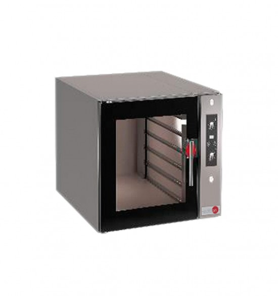 COMPUTER CONTROLLED AND TOUCH SCREEN CONVECTION BREAD OVEN - CBO/CTS