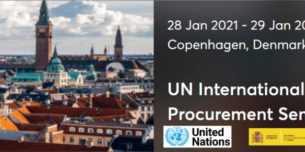 UN International Procurement Seminar 2021